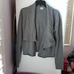 Converse Grey Cardigan